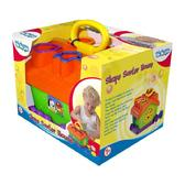 Детская игрушка-сортер Домик;1+ от BeBeLino (Бебелино)