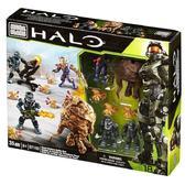Серия Halo.Набор конструктора Подразделение Flood Hunters;35дет.;8+ от Mega Bloks (Мега Блокс)