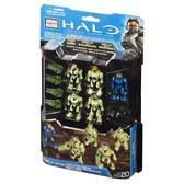 Серия Halo.Набор светящихся фигурок Солдаты UNSC;40дет. от Mega Bloks (Мега Блокс)