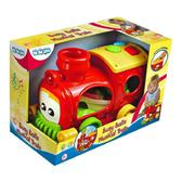 Детская игрушка Музыкальный поезд-Забавные мячики;свет;звук;1+ от BeBeLino (Бебелино)