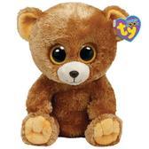 Игрушка мягконабивная медвежонок Honey 25см от Ty (Ту)