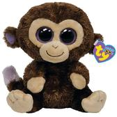 Игрушка мягконабивная обезьяна Coconut 25см от Ty (Ту)