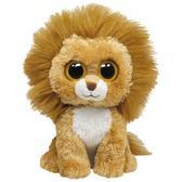 Игрушка мягконабивная лев King 25см от Ty (Ту)