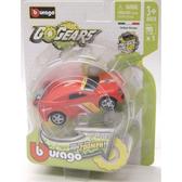 Автомодели серии GoGears Покорители скорости (инерционный механизм)., Красная от Bburago (Бураго)