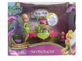 Игровой набор с куклой 11см Вечеринка феи Динь Динь, серии Дисней. Disney Fairies Jakks от Disney Fairies Jakks (Феи Диснея)