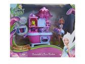 Игровой набор с куклой 11см Кухня феи Незабудка, серии Дисней. Disney Fairies Jakks от Disney Fairies Jakks (Феи Диснея)