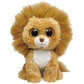 Игрушка мягконабивная лев King 15см от Ty (Ту)