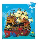 Пазл 54 Корабль Барбадоса от DJECO (Джеко)