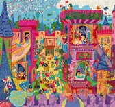Пазл 54 Сказочный замок от DJECO (Джеко)