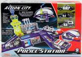 Игровой набор Полицейский участок с 3 машинами от Realtoy