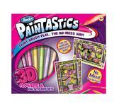 Набор 3Д Цветы/Бабочки серии Paintastics: 6 фломастеров от Renart (Ренарт)