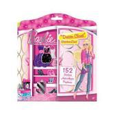 Серия Барби.Набор для творчества с наклейками Гардероб мечты;4+ от Fashion Angels (Фешн Энджелс)