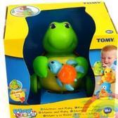 Игрушка Мама с малышом, черепашки от TOMY (Томи)