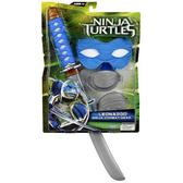 Набор игрушечного оружия серии Черепашки-Ниндзя MOVIE – боевое снаряжение Леонардо