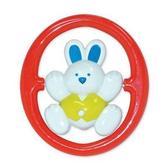 Игрушка-погремушка Кролик;3M+ от BeBeLino (Бебелино)