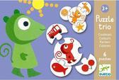 Настольная детская картонная игра Трио цвет