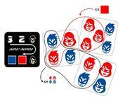 Настольная детская картонная игра Супер Рапидо от DJECO (Джеко)