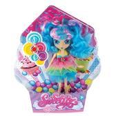 Кукла Sweetyz (28 см, гнущиеся ноги), голубые с розовым волосы от Funville