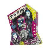 Кукла Pixie Punks с браслетом для девочки, с голубыми волосами от Funville