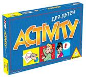 Настольная игра Активити (Activity) (для детей младшего школьного возраста), 8+ от Piatnik