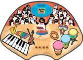 Игровой музыкальный коврик 'Пингвины - музыканты' от Touch&Play