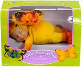 Кукла-младенец Солнечная бабочка серии Анна Геддес. Anne Geddes от ANNE GEDDES (Анна Геддес)