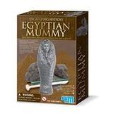 Набор - раскопки исторических артефактов, египетская мумия