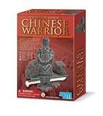 Набор - раскопки исторических артефактов, китайский воин