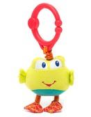 Подвижная игрушка из ткани Лягушка  Bright Starts, Лягушка от Bright Starts (Брайт Старс)