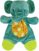 Плюшевые игрушки-прорезыватели Мягкие друзья Bright Starts, слон от Bright Starts (Брайт Старс)