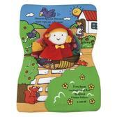 Книжка-игрушка Красная шапочка на русском языке. Ks Kids