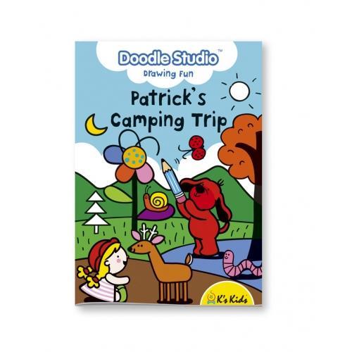 Развивающая игрушка 'Doodle Studio' для рисования с логическими карточками. K