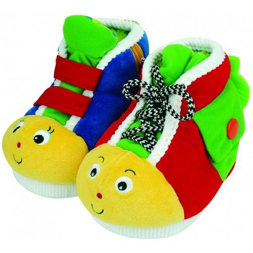 Развивающие ботиночки на маленькие ножки. K
