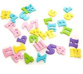 Набор АБВ Аква-алфавит Буквы и цифры от KINDERENOK