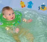 Набор для купания – фигурки животных на присосках Fixi