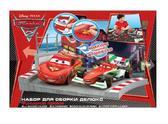 Серия Тачки 2. Набор cборных игрушек Финишная прямая;5+ от Klip Kitz