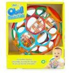 Мяч Oball с погремушкой «Лабиринт» OBall от OBall