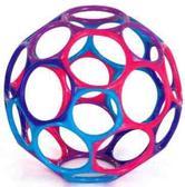 Мячик OBall- тяни и сжимай, лови и бросай!, розовый, сиреневый от OBall