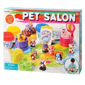 Набор для лепки Салон домашних животных от PLAYGO (ПлейГо)