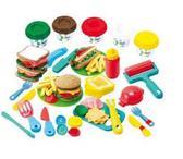 Набор для лепки Бургерная. PlayGo от PLAYGO (ПлейГо)