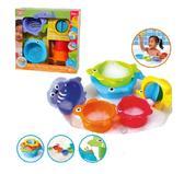 Игровой набор для ванной 'Морские обитатели'. PlayGo от PLAYGO (ПлейГо)