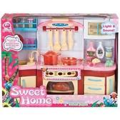 Детский игровой набор - Кухня Медовая семья 4 предмета от QunFengToys
