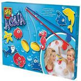 Набор для игры в ванной - РЫБАЛКА(2 удочки, 8 фигурок) от Ses (Ses creative)