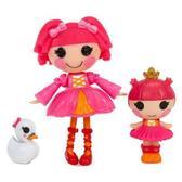 Набор с куклой MINILALALOOPSY серии Сестрички - ДЮЙМОВОЧКИ-БАЛЕРИНЫ от Lalaloopsy (Лалалупси)