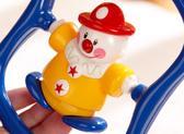 Погремушка клоун вращающийся от Tolo (Толо)