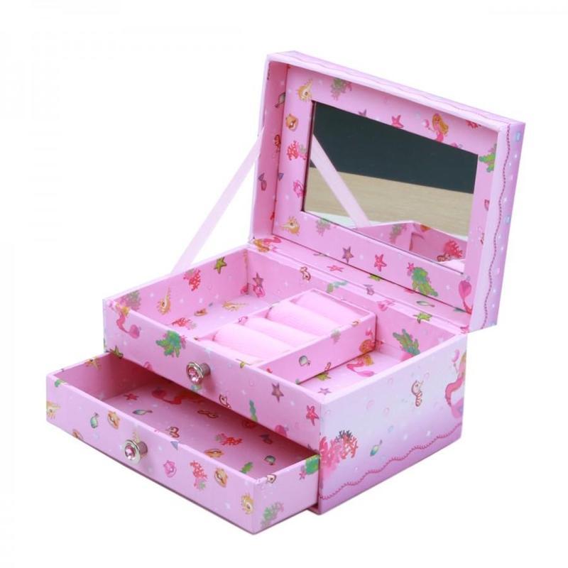 Шкатулка для украшений для девочки