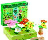 Набор Цветочный магазин Лилия и Роза от DJECO (Джеко)
