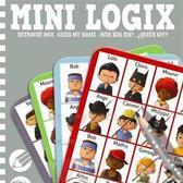 Игра настольная детская мини логик Кто я? Жюль