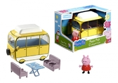Игровой набор Веселый кемпинг с Пеппой и автобусом. Peppa от Peppa Pig (Свинка Пеппа)