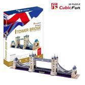 Трехмерная головоломка-конструктор 'Тауэрский мост'